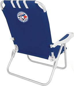 Picnic Time MLB Toronto Blue Jays Monaco Chair