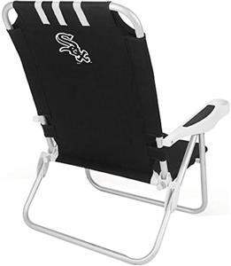 Picnic Time MLB Chicago White Sox Monaco Chair