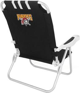 Picnic Time MLB Pittsburgh Pirates Monaco Chair