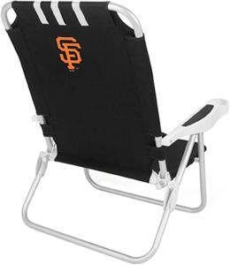 Picnic Time MLB San Francisco Giants Monaco Chair