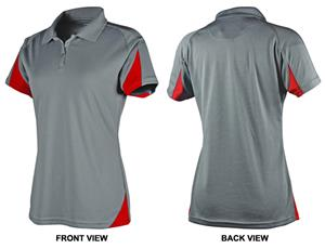 Tonix Ladies Ringside Sports Polos