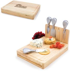 Picnic Time NFL New England Patriots Asiago Board