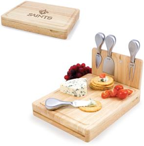 Picnic Time NFL New Orleans Saints Asiago Board