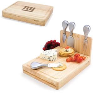 Picnic Time NFL New York Giants Asiago Board