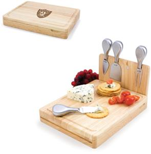 Picnic Time NFL Oakland Raiders Asiago Board