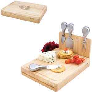 Picnic Time NFL San Francisco 49ers Asiago Board 