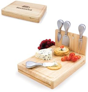 Picnic Time NFL Seattle Seahawks Asiago Board