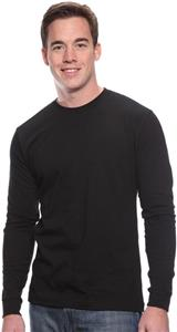 Royal Apparel Mens 50/50 Long Sleeve Crew Tee