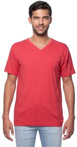 Royal Apparel Mens 50/50 Short Sleeve V-Neck Tee