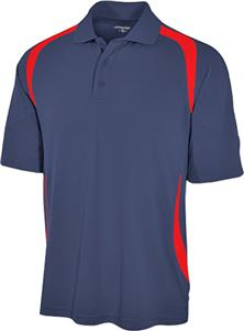 Tonix Mens Victory Sports Polos