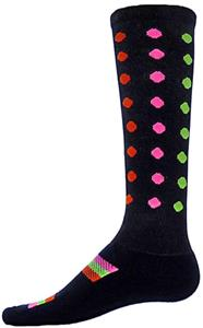 Red Lion Zany Marbles Performance Socks