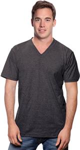 Royal Apparel Mens Triblend V-Neck S/S Tee