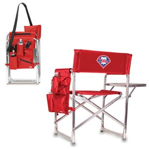 Picnic Time MLB Philadelphia Phillies Sport Chair