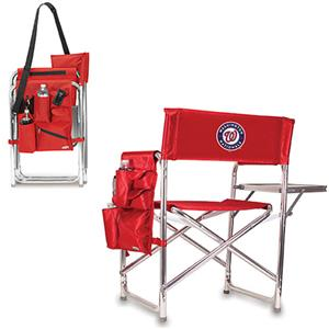 Picnic Time MLB Washington Nationals Sport Chair
