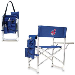 Picnic Time MLB Cleveland Indians Sport Chair