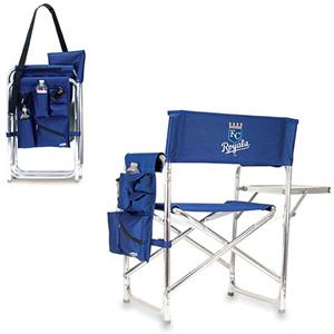 Picnic Time MLB Kansas City Royals Sport Chair