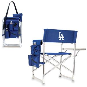 Picnic Time MLB Los Angeles Dodgers Sport Chair