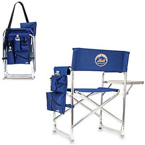 Picnic Time MLB New York Mets Sport Chair