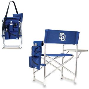 Picnic Time MLB San Diego Padres Sport Chair