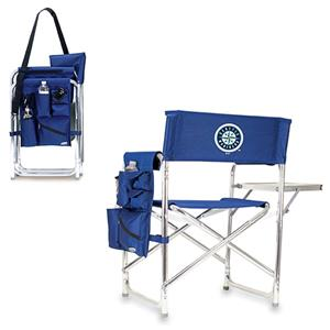 Picnic Time MLB Seattle Mariners Sport Chair