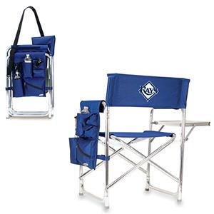 Picnic Time MLB Tampa Bay Rays Sport Chair
