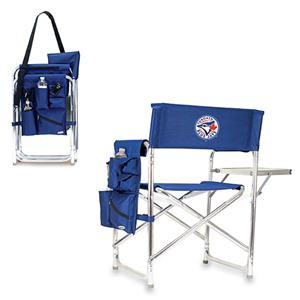 Picnic Time MLB Toronto Blue Jays Sport Chair