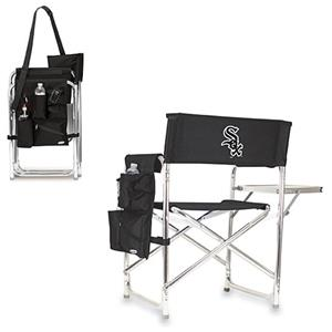 Picnic Time MLB Chicago White Sox Sport Chair