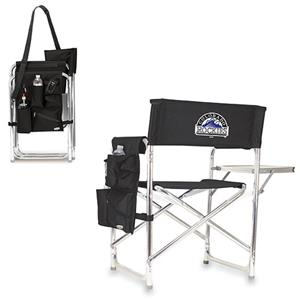 Picnic Time MLB Colorado Rockies Sport Chair