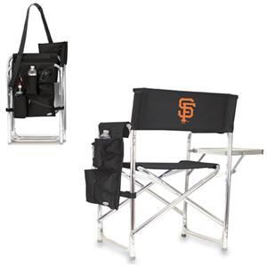 Picnic Time MLB San Francisco Giants Sport Chair