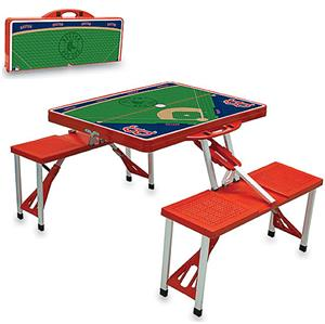 Picnic Time MLB Boston Red Sox Picnic Table