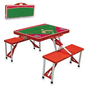 Picnic Time MLB St. Louis Cardinals Picnic Table