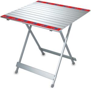 Picnic Time NFL Buffalo Bills Travel Table