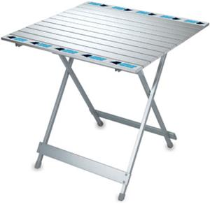 Picnic Time NFL Carolina Panthers Travel Table