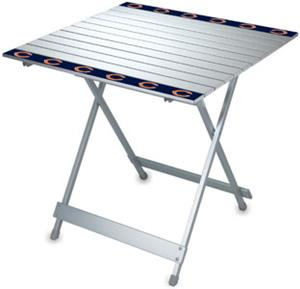 Picnic Time NFL Chicago Bears Travel Table