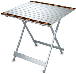 Picnic Time NFL Cleveland Browns Travel Table