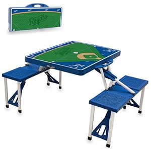 Picnic Time MLB Kansas City Royals Picnic Table