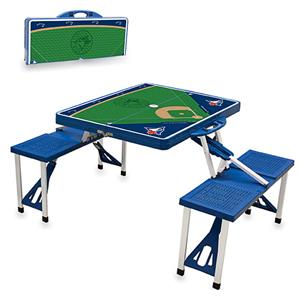 Picnic Time MLB Toronto Blue Jays Picnic Table