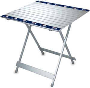 Picnic Time NFL Denver Broncos Travel Table