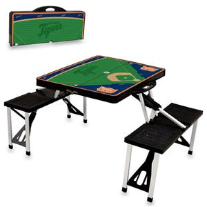 Picnic Time MLB Detroit Tigers Picnic Table