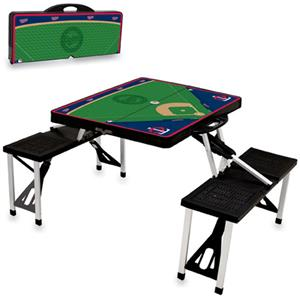 Picnic Time MLB Minnesota Twins Picnic Table