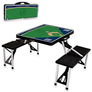 Picnic Time MLB New York Yankees Picnic Table