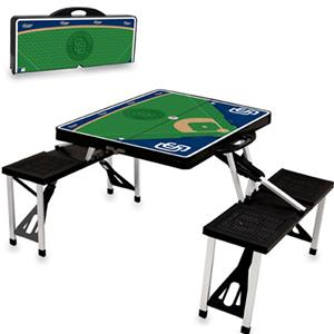 Picnic Time MLB San Diego Padres Picnic Table