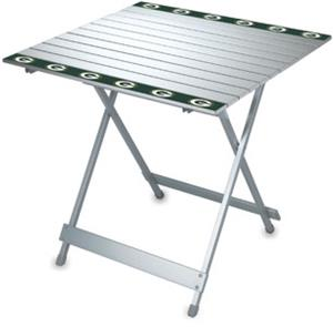Picnic Time NFL Green Bay Packers Travel Table