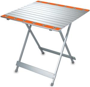 Picnic Time NFL Miami Dolphins Travel Table