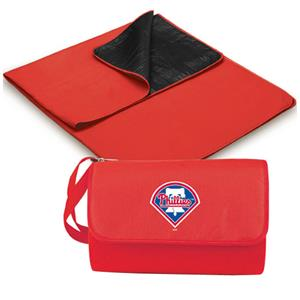 Picnic Time MLB Philadelphia Phillies Blanket