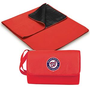 Picnic Time MLB Washington Nationals Blanket