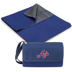 Picnic Time MLB Atlanta Braves Outdoor Blanket