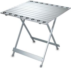 Picnic Time NFL Oakland Raiders Travel Table