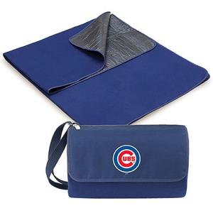 Picnic Time MLB Chicago Cubs Outdoor Blanket