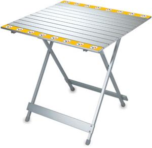 Picnic Time NFL Pittsburgh Steelers Travel Table